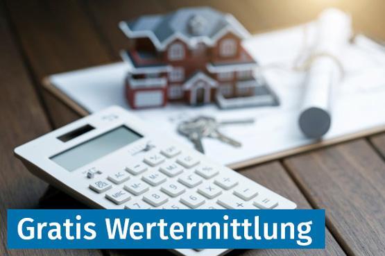Gratis Marktwert-Ermittlung von Immobilien