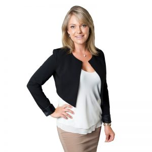 Immobilienmaklerin Susanne Landerer