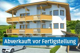 Neubau in Kössen - verkauft