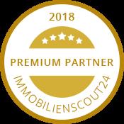 Premium Partner 2018 - Immobilienscout24