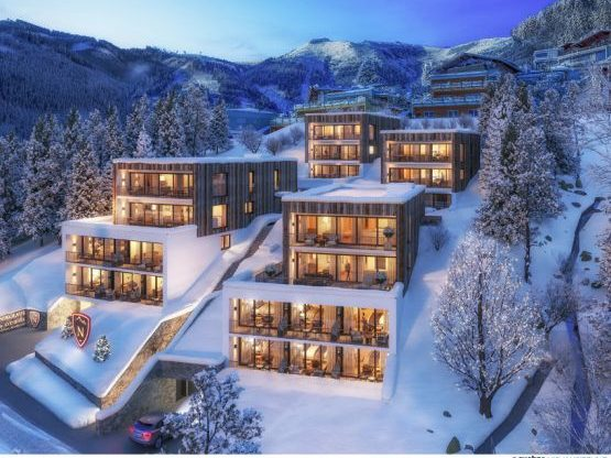 Neues Wellness-Suiten-Hotel in Zell am See