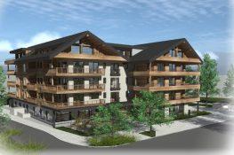 Neubau Lindner Residenzen