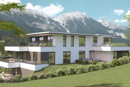 Neubau Wohnungen Saalfelden