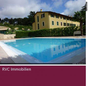 Eigentumswohnungen in schöner Anlage nahe Gardasee, 37010 Albarè Stazione Venetien, Terrassenwohnung