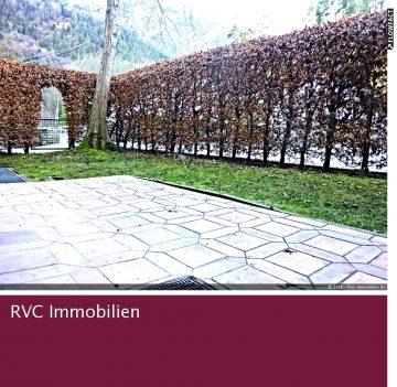 Gartenjuwel Predigtstuhl – Wohlfühloase mit feinem Garten, 83435 Bad Reichenhall, Terrassenwohnung