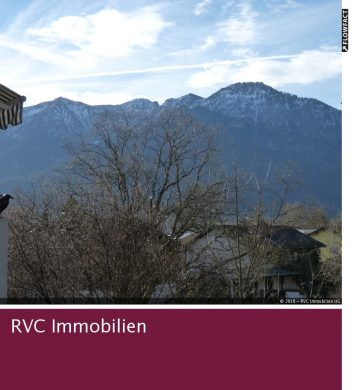 Balkonjuwel auch als Anlegertraum, 83435 Bad Reichenhall, Etagenwohnung