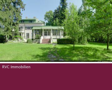 """""""Villa Verde"""" – Herrschaftliches Anwesen in zentraler Ruhelage unweit der Festung, 5020 Salzburg, Villa"""