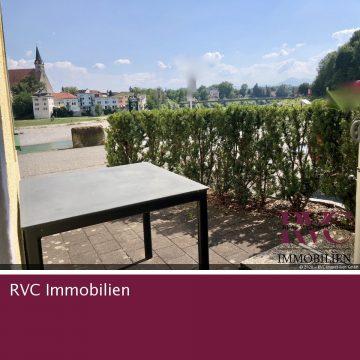 """Erdgeschoßwohnung """"Salzachblick"""" mit eigener Terrasse und Gartenmitbenutzung, 5110 Oberndorf bei Salzburg, Etagenwohnung"""