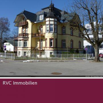 Einzigartig! Gartenwohnung in sanierter Jahrhundertwendevilla, 83435 Bad Reichenhall, Terrassenwohnung