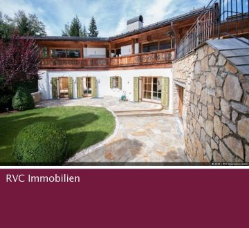 "Villa ""Corno"" im tiroler Landhausstil in priviligierter, zentraler Lage, 6370 Kitzbühel, Villa"