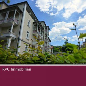 Luxuriöse Balkonwohnung in historischem Ambiente, 83435 Bad Reichenhall, Etagenwohnung