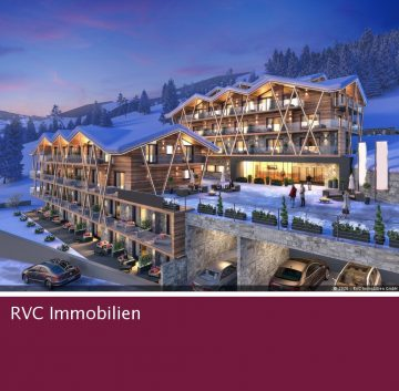Ferien- und Anlagewohnung in Bestlage von Hinterglemm – 4%+ Rendite, 5754 Hinterglemm, Etagenwohnung