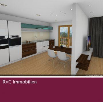 Balkonoase Kössen, 6345 Kössen, Etagenwohnung
