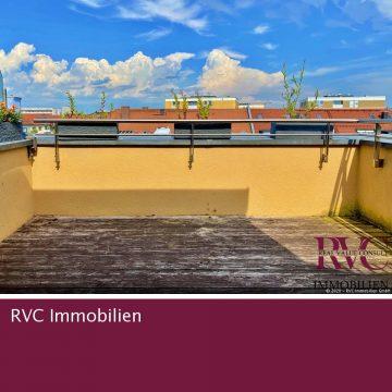 Belgradstraße Penthouse mit Terrasse zum Innenhof und Galerie, 80796 München (Deutschland), Penthousewohnung