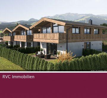 Neubau Chalet Horn, 6370 Kirchberg in Tirol, Reiheneckhaus