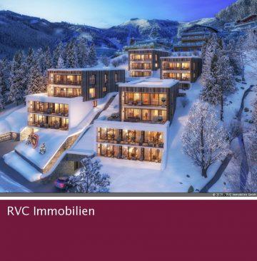 Erstbezug Appartement! Urlaub und Investment in einer luxuriösen Komposition mit Traumblick, 5700 Zell am See, Etagenwohnung
