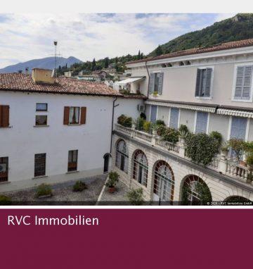 Penthouse in der Altstadt von Salò, 28087 Salò, Brescia, Penthousewohnung